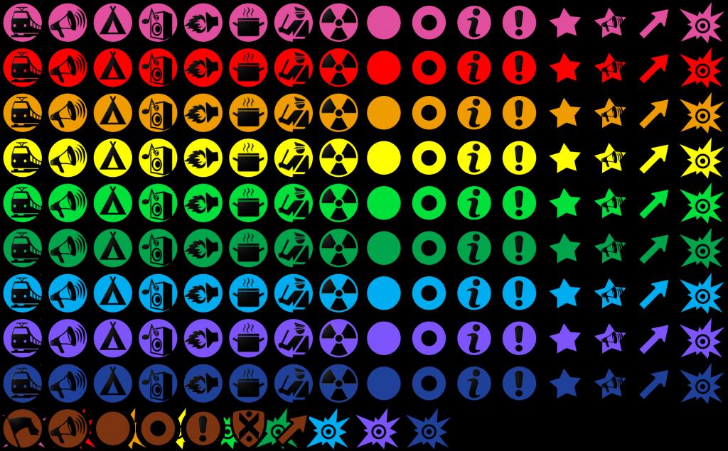 Symboltafel